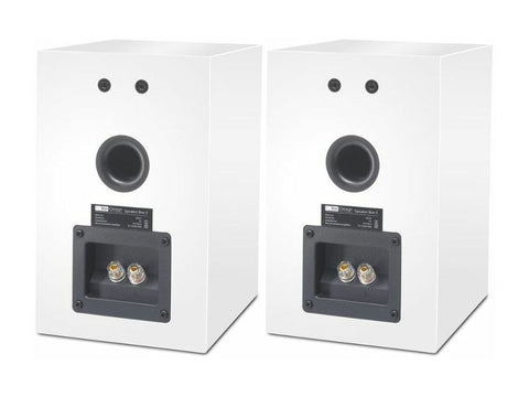 Box 5 Gloss White - Speaker Pair