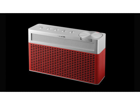 Touring S RED Portable Speaker Radio FM DAB+ HiFi Bluetooth