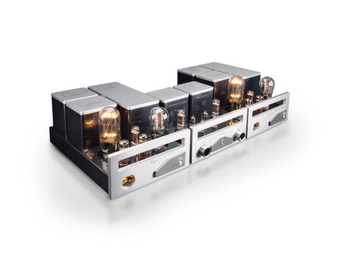 2 x 9084DMK2 (ex-name CS-845M) Mono Block + CS-6LA Pre-Amplifier Set