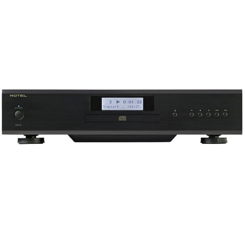 CD14 CD Player Black