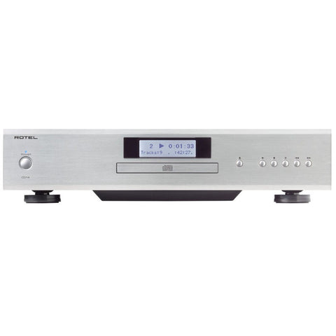 CD14 CD Player Silver