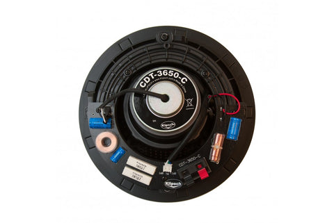 "CDT-3650-C II 6.5"" In-ceiling Pivoting Speaker Single"