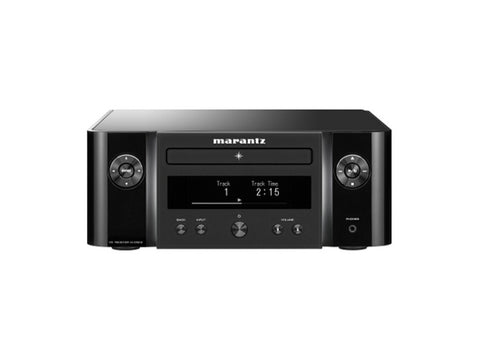 CR612 Compact Network CD Receiver BLACK