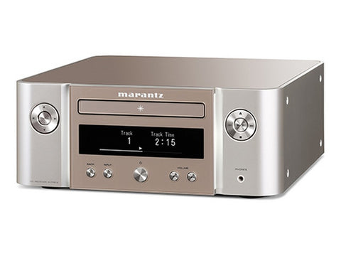 CR612 Compact Network CD Receiver SILVER