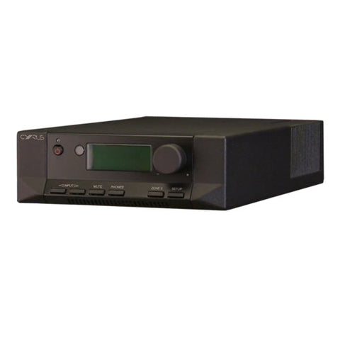 8 XP Integrated Amplifier + CD 8 SE Black