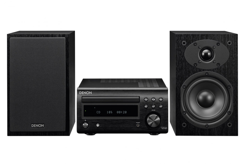 DM41DAB FM/DAB+ Mini Component Audio System-AVAILABLE LATE DECEMBER