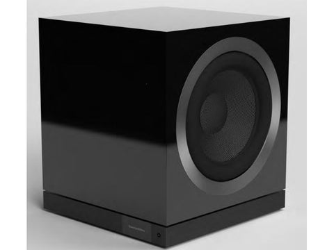 DB2D Subwoofer Gloss Black
