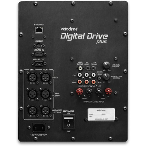 "Digital Drive PLUS 15"" Subwoofer"
