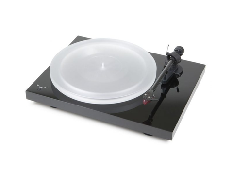 Debut Carbon Esprit SB GLOSS BLACK Turntable with Ortofon 2M Red Cartridge