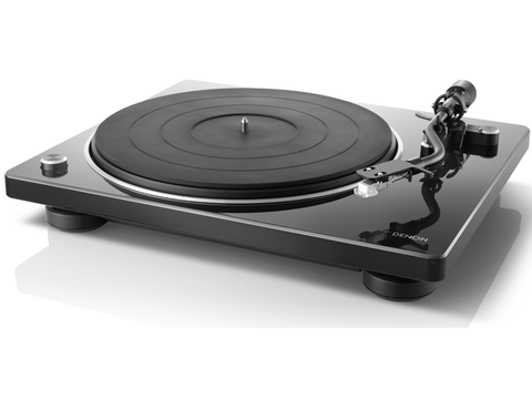 DP400 HiFi Turntable with Speed Auto Sensor