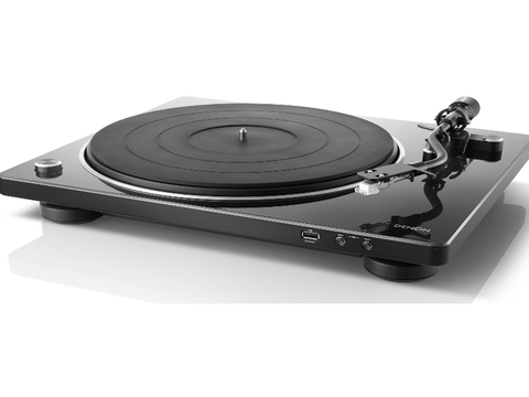 DP450USB HiFi Turntable with original S-Shape tonearm and USB