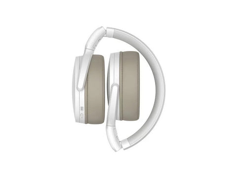 HD 350BT White Over Ear BT Wireless Headphones