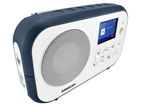 DPR-42BT Portable Digital Radio DAB+ Ink Blue