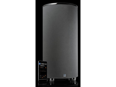 PC-2000 Pro Subwoofer Piano Gloss Black
