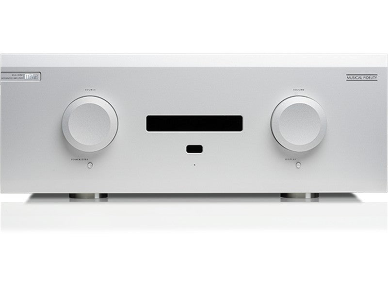 M8xi Super Integrated Amplifier Silver *Now In Store*