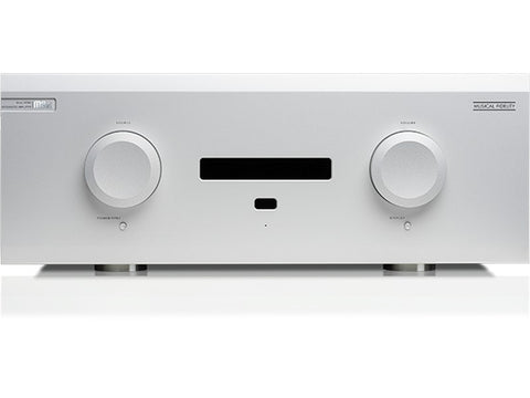 M8xi Super Integrated Amplifier Silver