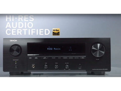 DRA-800 Stereo Network Receiver Amplifier