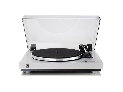 CS-455-1 EV Turntable Silver
