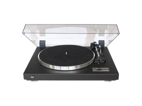 CS-460 Turntable Black