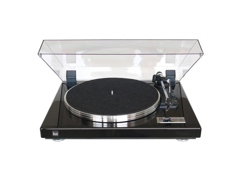 CS-460 Turntable Piano Black