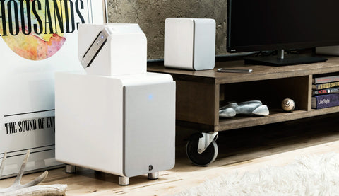 Duo + Powernode in White - Manufacturer Refurbished