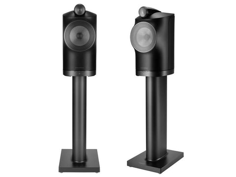 Formation DUO Wireless Loudspeaker Pair with Stands Black
