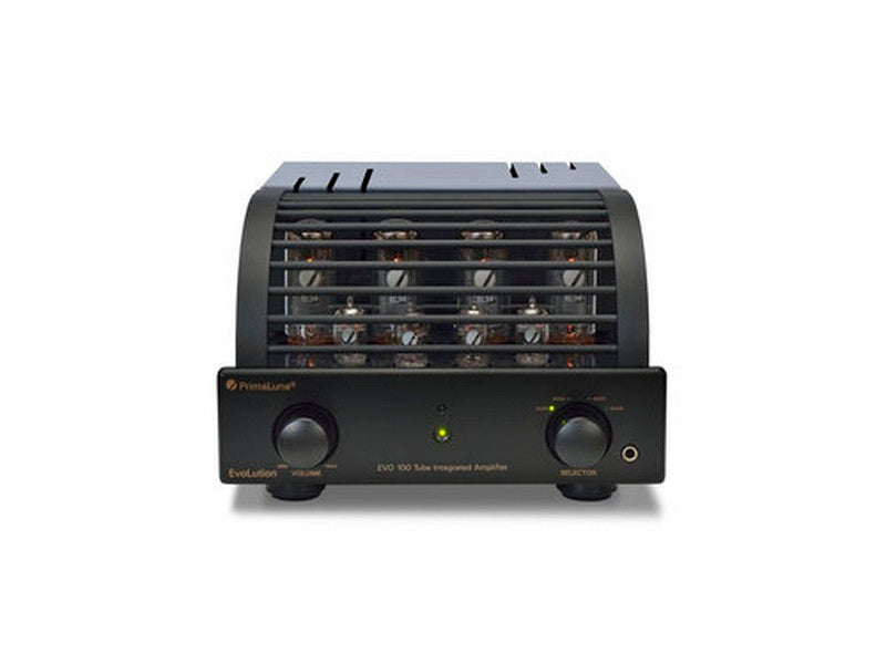 EVO 100 Tube Integrated Amplifier (EL34) Black