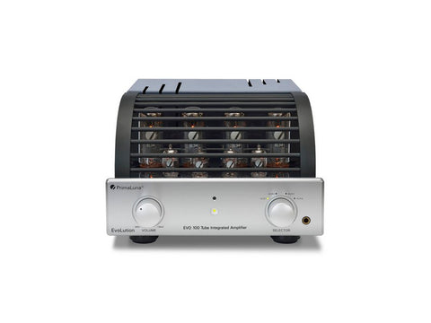 EVO 100 Tube Integrated Amplifier (EL34) Silver