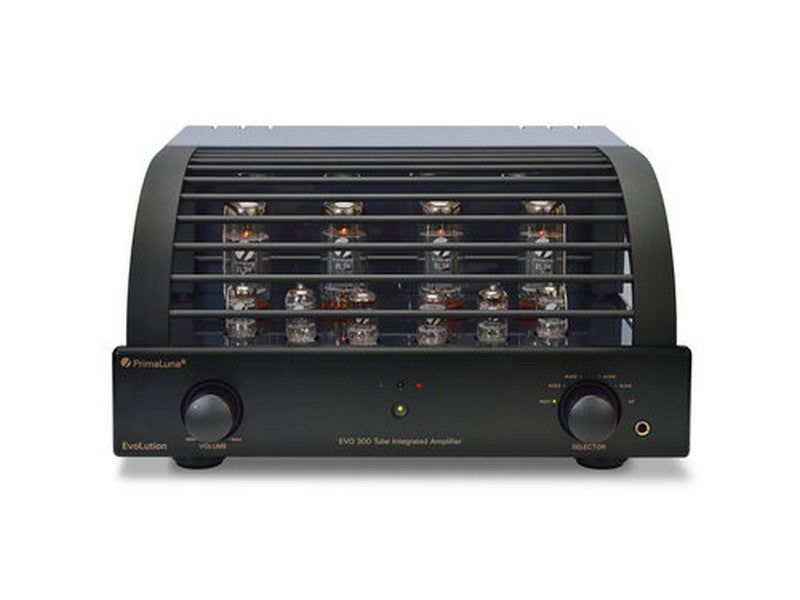 EVO 300 Tube Integrated Amplifier (EL34) Black