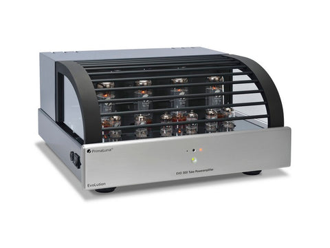 EVO 300 Tube Power Amplifier (EL34) Silver