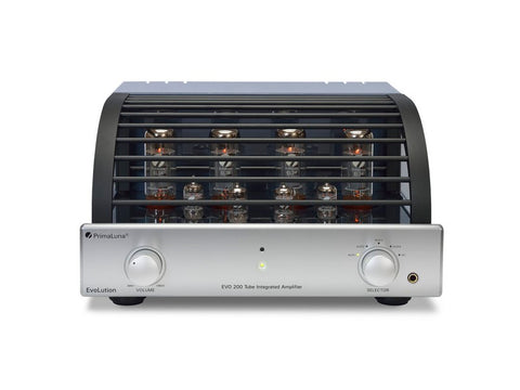 EVO 200 Tube Integrated Amplifier (EL34) Silver