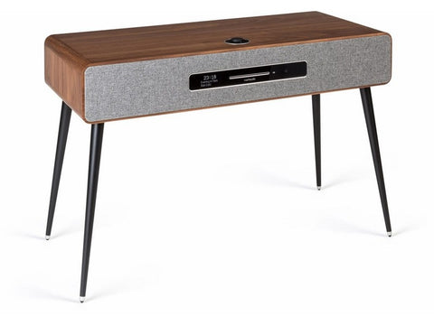 R7 MK3 High Fidelity Radiogram Walnut