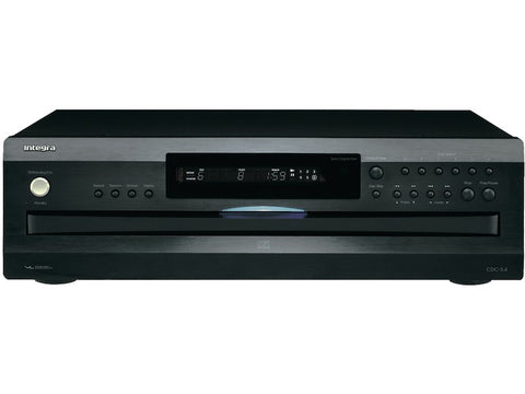 CDC-3.4 6-Disc Carousel CD Player