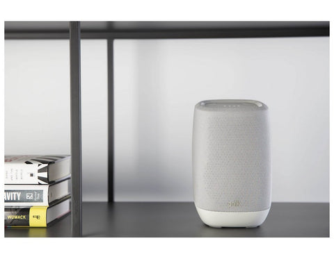 Assist Wireless Powered Single Speaker White