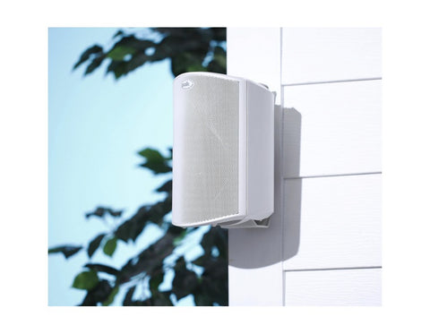 Atrium 4 All Weather Outdoor Compact Speaker Pair White