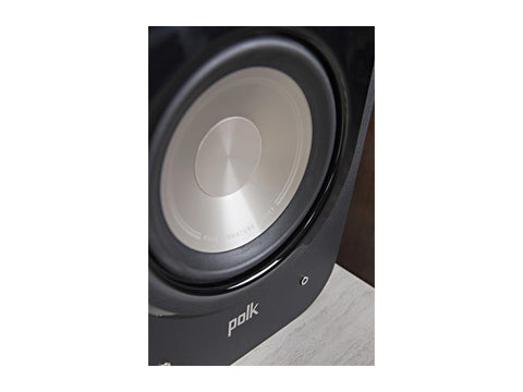 S20 Bookshelf Speaker Pair Black