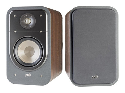 S20 Bookshelf Speaker Pair Brown
