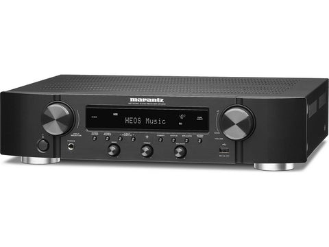NR1200 Slimline Network Stereo Receiver WiFi BT HEOS Black