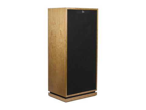 FORTE III Heritage Floorstanding Speakers Pair - Natural Cherry