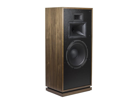 FORTE III Heritage Floorstanding Speakers Pair - American Walnut