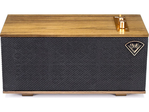 THE ONE Portable Powered Audio System Walnut - Heritage Wireless
