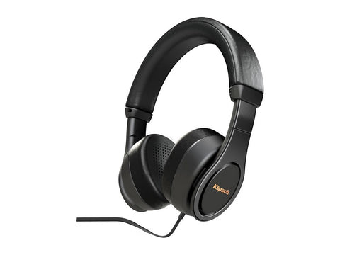 Reference On-ear II Headphones with In-line Remote & MIC Black