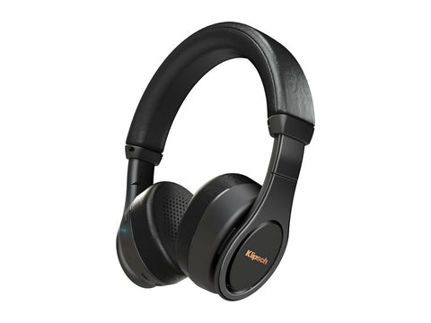 Reference On-ear Bluetooth Wireless Headphones Black