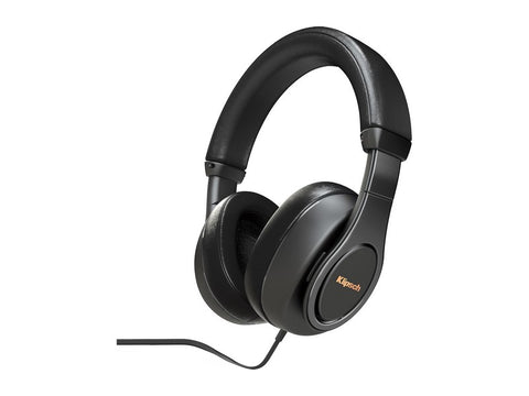 Reference Over-ear Headphones with In-line Remote & MIC Black