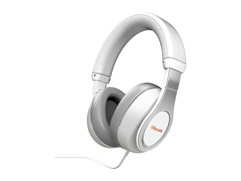 Reference Over-ear Headphones with In-line Remote & MIC White