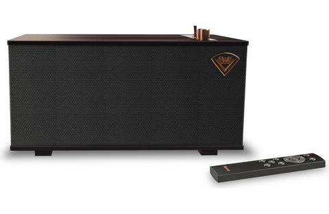 THE THREE Wireless Tabletop Stereo System Ebony - Heritage Wireless