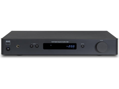 C 328 Hybrid Digital DAC Amplifier