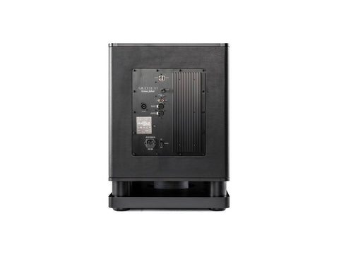 Gravis VI Subwoofer Piano Black