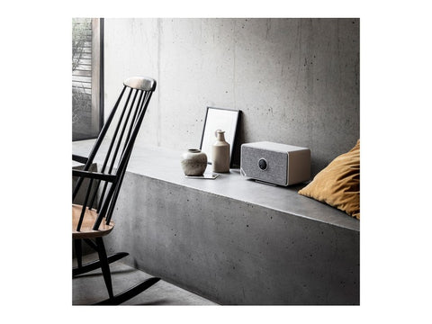 MRx Connected Wireless Speaker Soft Grey