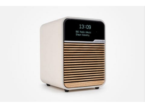 R1 Mk4 Deluxe Bluetooth Radio Light Cream Finish - Available Early January